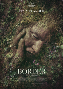 Alternative poster for the film Border