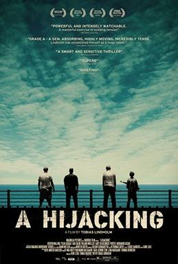 A Hijacking theatrical poster