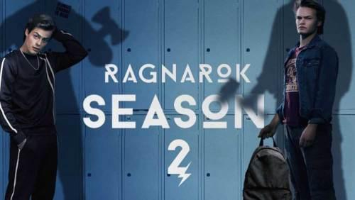English language poster for Ragnarok Season 2