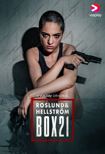 Theatrical poster for Roslund & Helström: Box 21