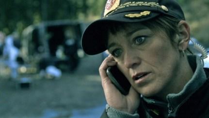 Anneke von der Lippe as Helen in Eyewitness