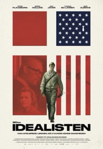 The Danish theatrical poster for The Idealist (Idealisten)