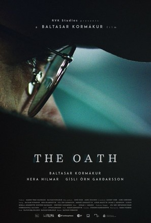 Theatrical poster for The Oath