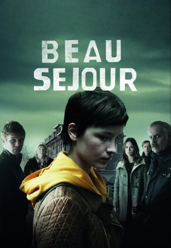 Theatrical poster for the show Hotel Beau Séjour