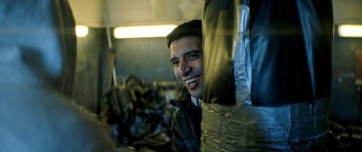 Dulfi Al-Jabouri as Alex in a scene from Darkland