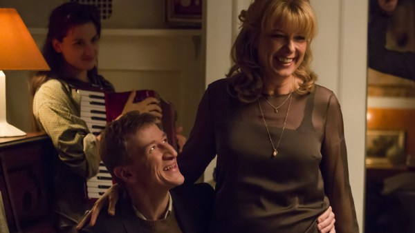 Paprika Steen (right) Jens Albinus (centre) and Danica Curcic (left) in a scene from Silent Heart