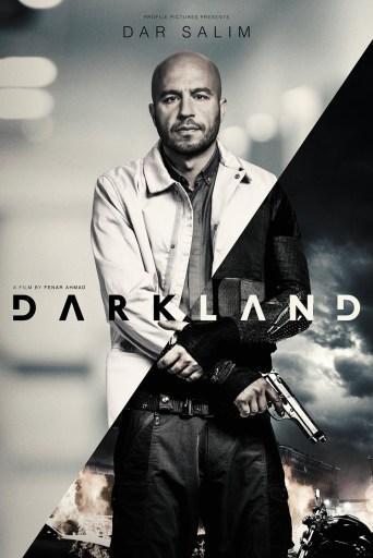 English language poster for the film Darkland
