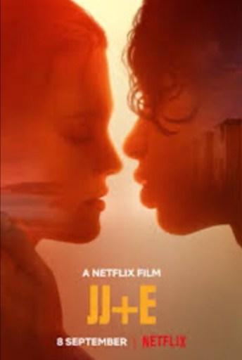 Netflix poster for JJ+E