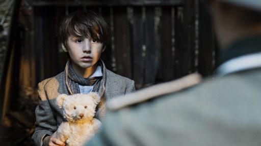 Anton Dalgård Guleryüz as Jakob Itkin in a scene from Across the Waters