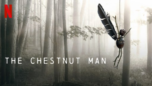 Theatrical poster for the show The Chestnut Man