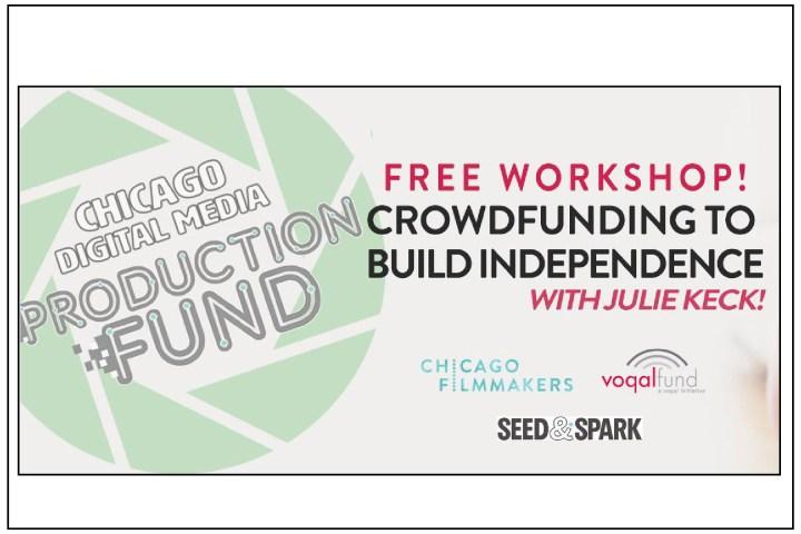 Seed&Spark holds filmmaker crowdfunding class