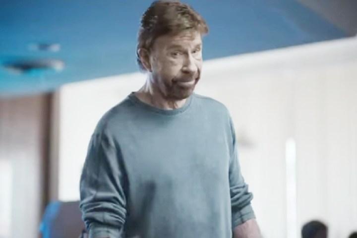 Burnett unleashes Chuck Norris on United Healthcare