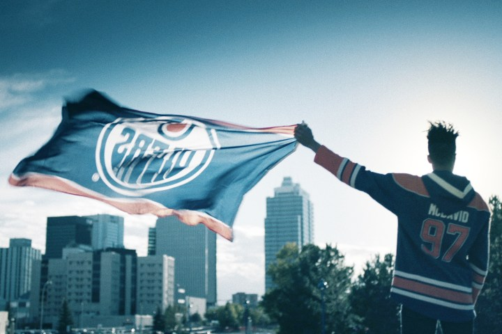 Beast's Gonzalez edits new Edmonton Oilers spot