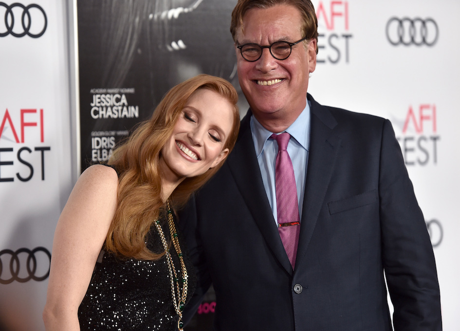 AFI Closes with tribute to Aaron Sorkin
