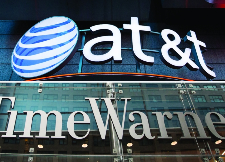 AT&T and Time Warner close $85.4 billion merger