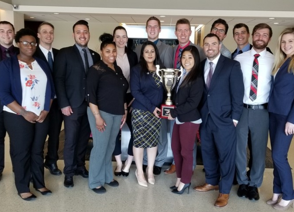 Kirkwood Chicago wins national sales award for Q1