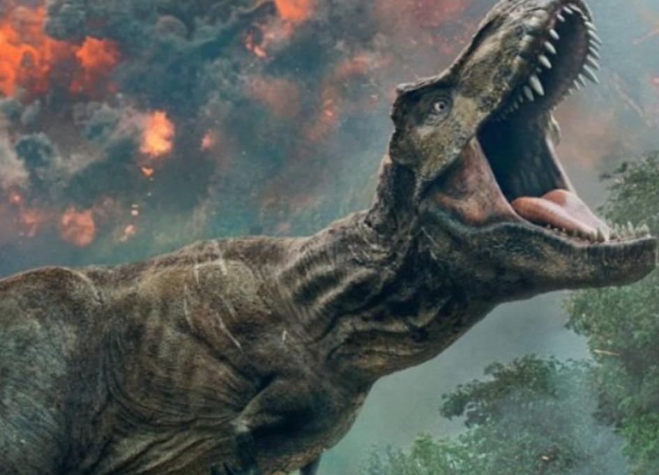 'Jurassic World: Fallen Kingdom' chomps up box office