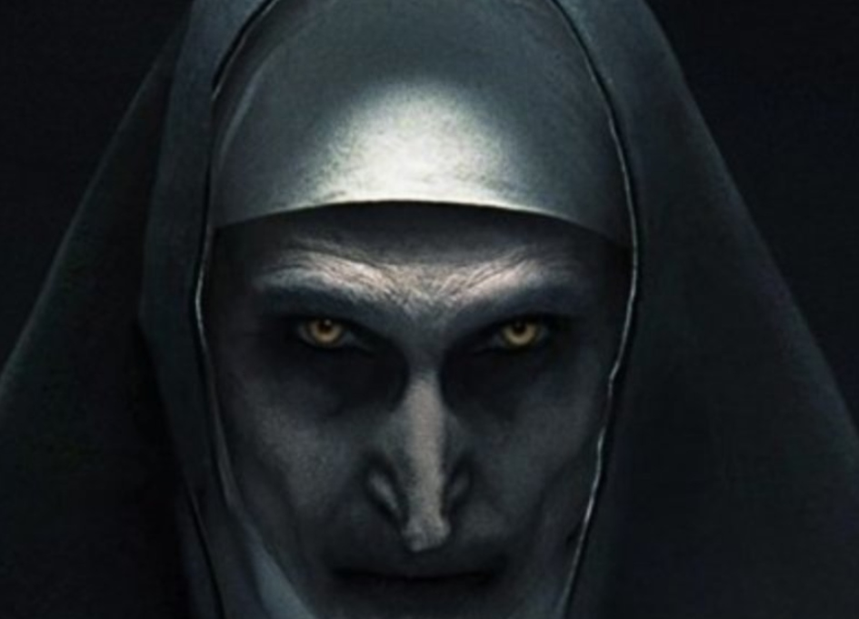 Watch the first trailer for 'The Nun' if you dare