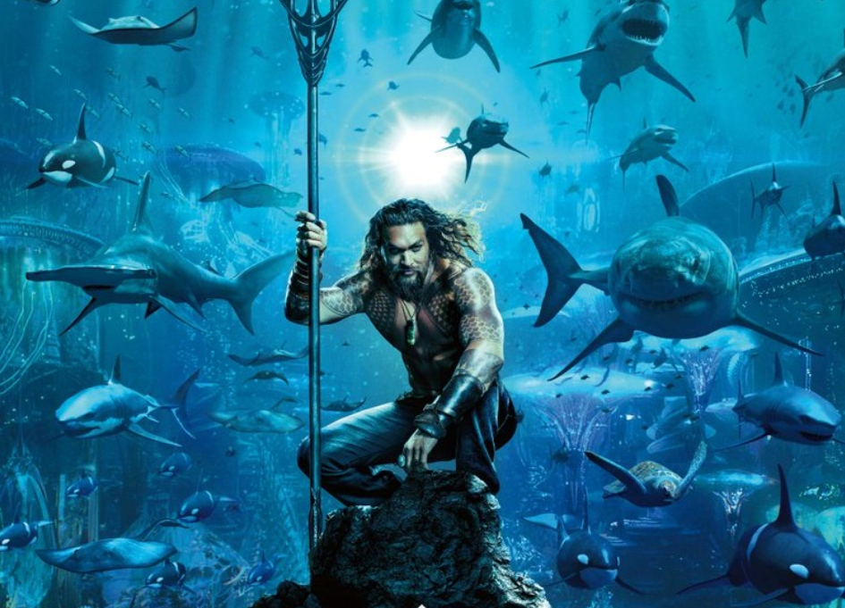 Warner Bros. releases first poster for Momoa's 'Aquaman'
