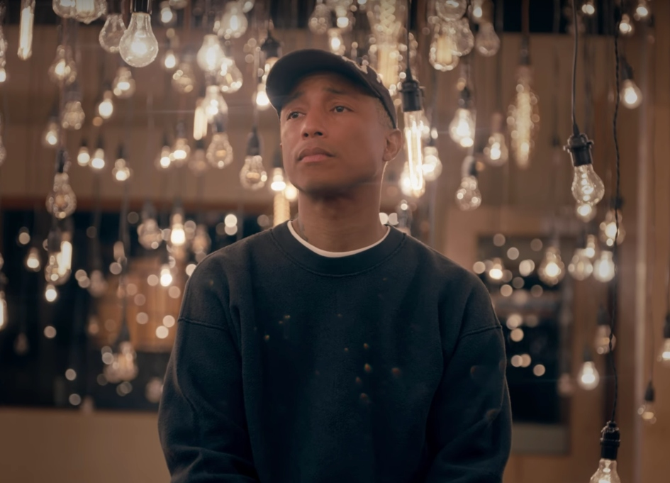 Spotify continues Black History with Pharrell