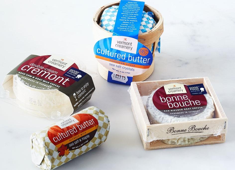Vermont Creamery names Colle McVoy AOR