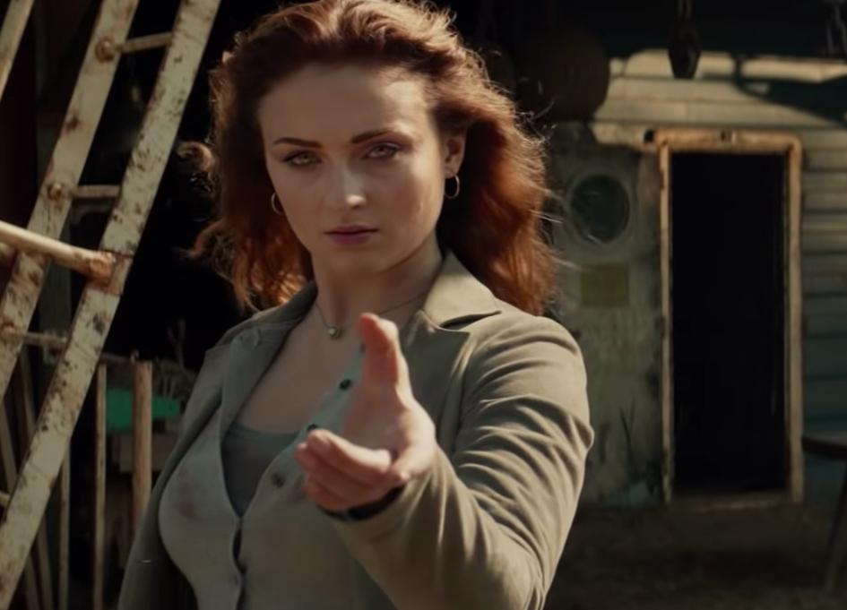 Jean Grey goes  Dark in first official 'X-men' trailer
