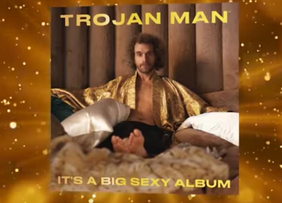 Trojan makes Santa's naughty list with 'Big Sexy Album'
