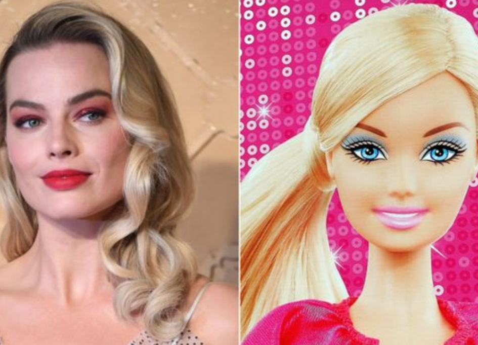 Margot Robbie to play Barbie on big screen