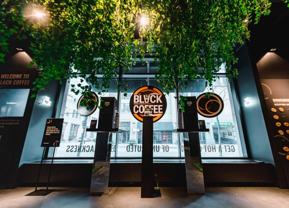 Havas Chicago serves black coffee with a purpose
