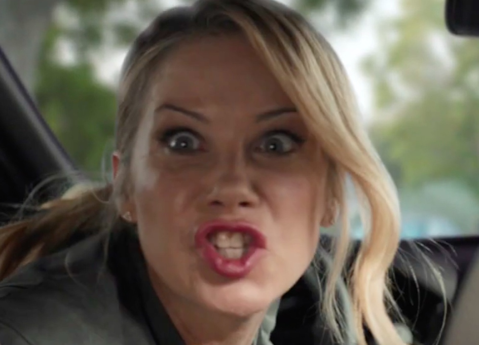 Watch Christina Applegate bicker with rude M&M's
