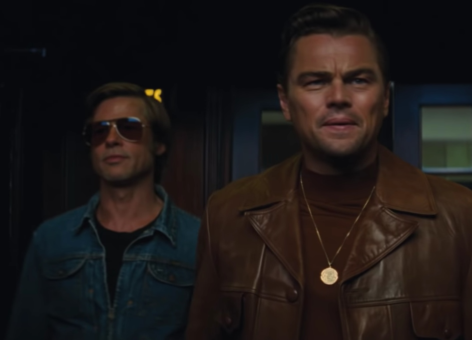New trailer for  'Once Upon a Time in Hollywood'