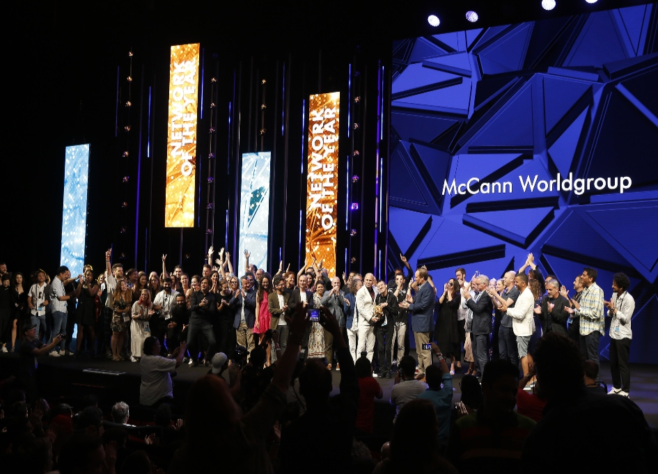 McCann Worldgroup named 2019 Network of the Year