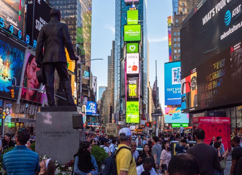 Making Times Square Wonderful