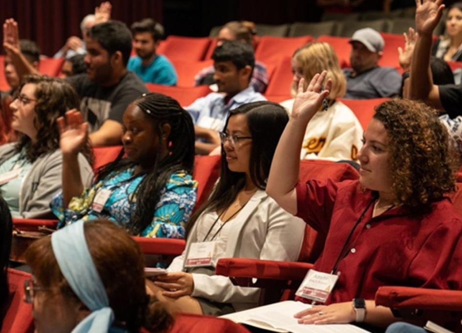 Panavision congratulates Academy Gold intern grads