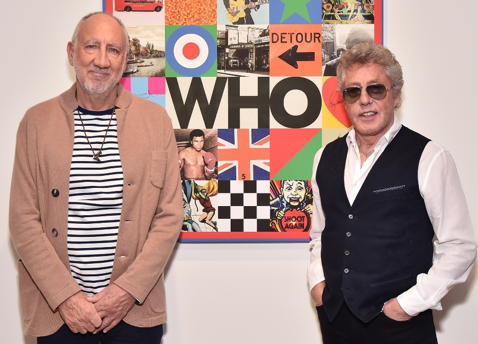 Legendary rockers The Who to release 'Who'