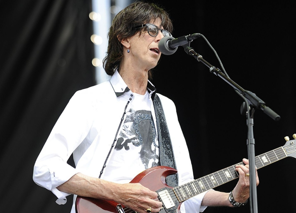 Ric Ocasek, lead singer of The Cars, dies at 75