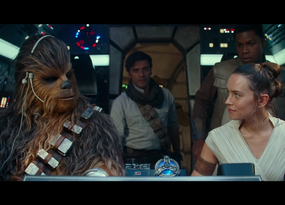 Watch final trailer for 'Star Wars: The Rise of Skywalker'