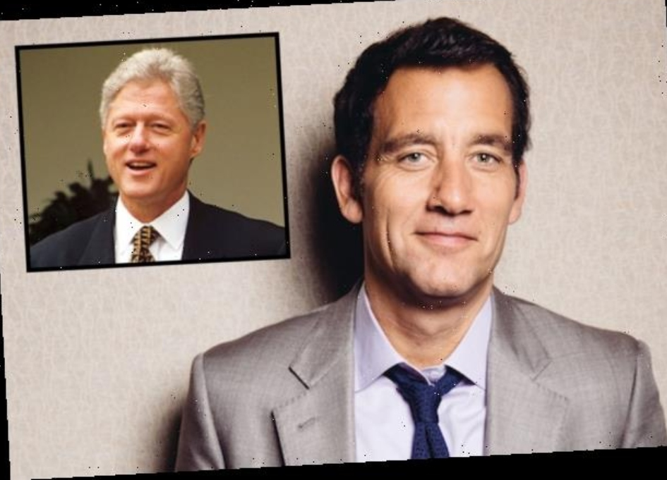 Clive Owen cast as Bill Clinton in 'Impeachment'