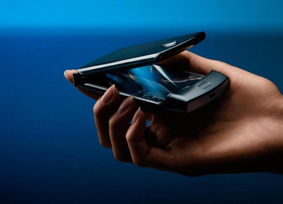 The new Motorola razr calls for closer look
