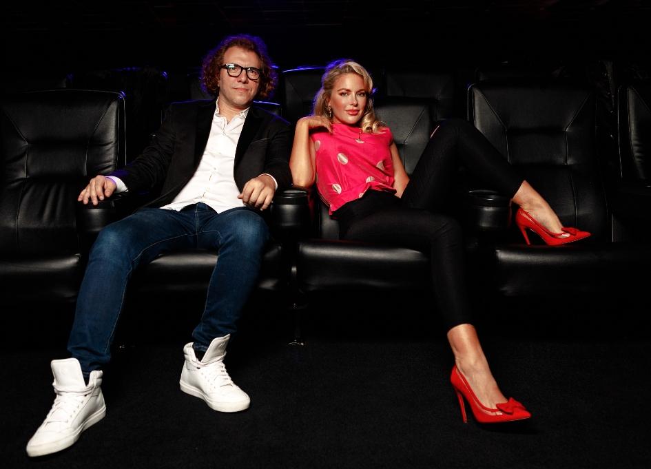 Christian Meoli, Camilla Jackson talk Arena Cinelounge