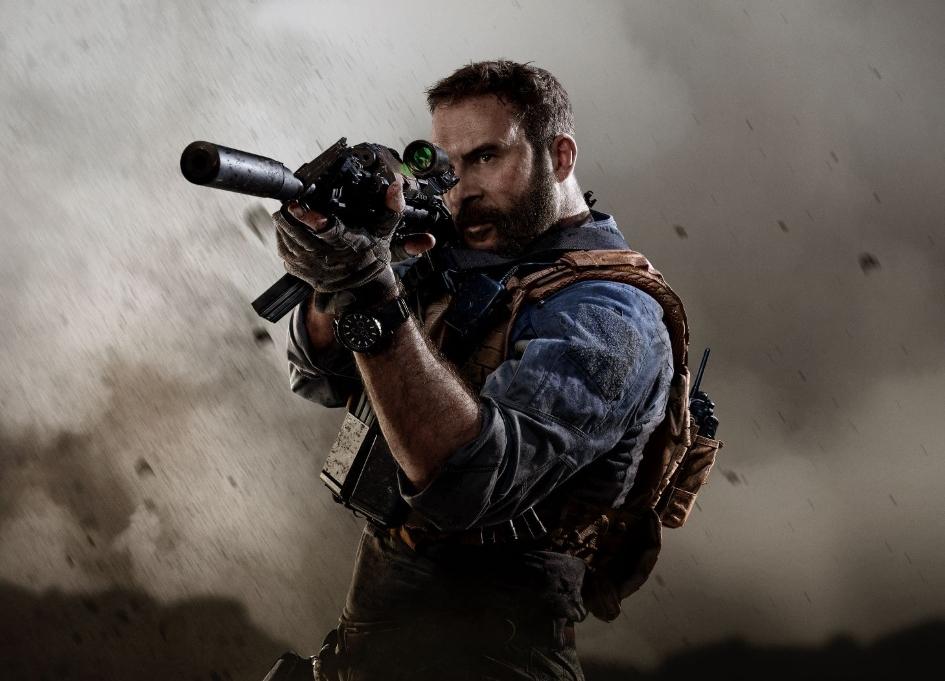 'Call of Duty: Modern Warfare' #1 most played
