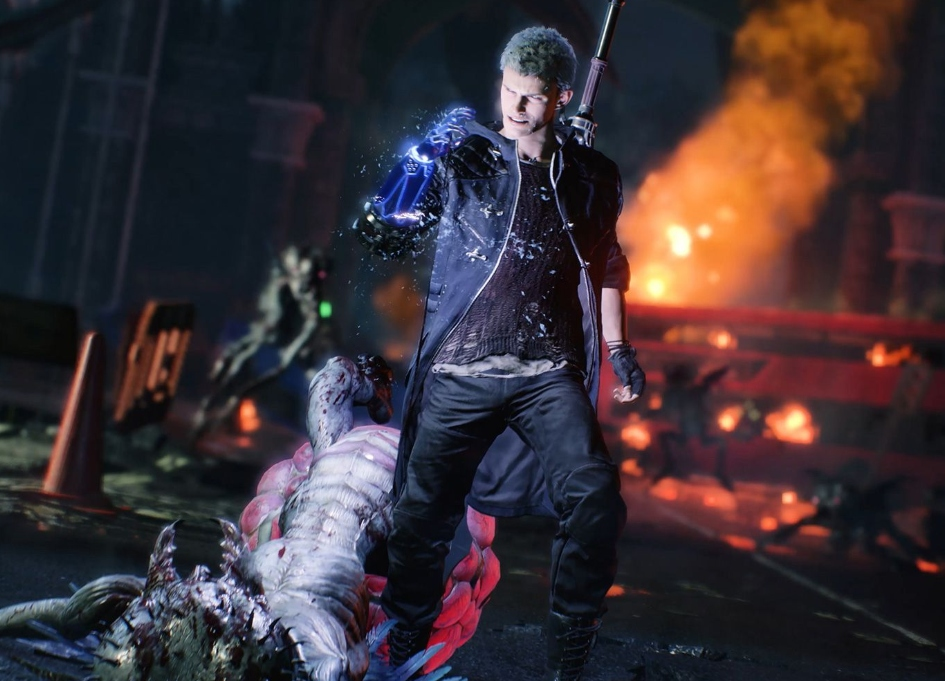 Capcom's 'Devil May Cry 5' awarded Best Action Game