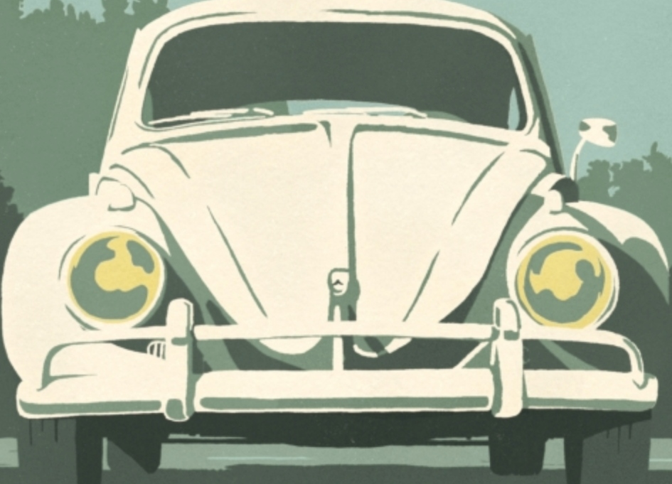 Volkswagen's Beetle rides off into the sunset