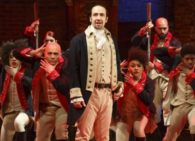Disney to adapt 'Hamilton' into musical film