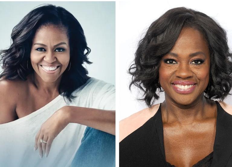 Viola Davis plays Michelle Obama in 'First Ladies'