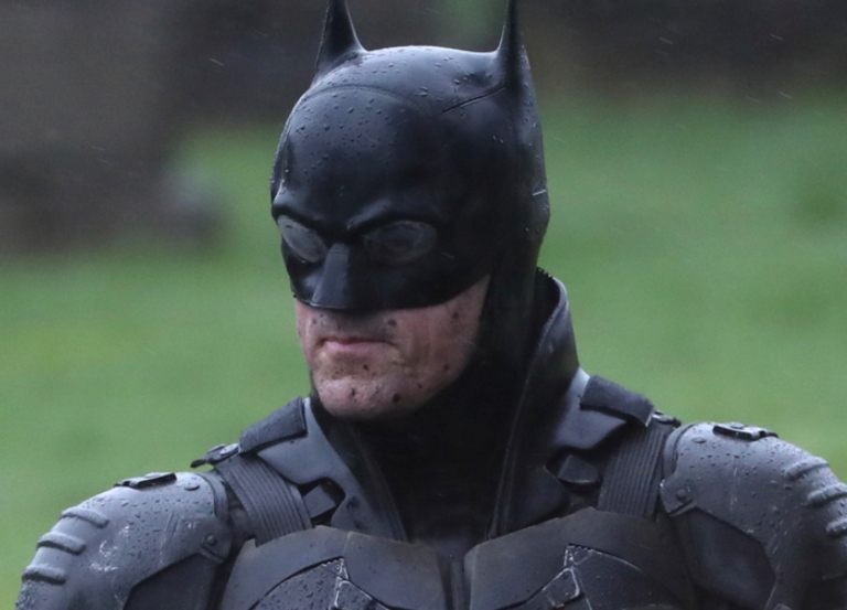 First images of 'The Batman' in action surface online