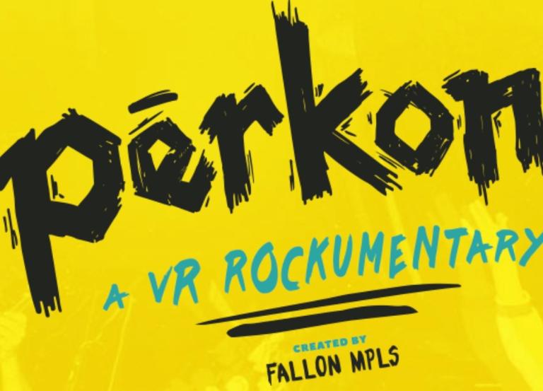 Fallon CD directs VR rockumentary 'Pērkons'
