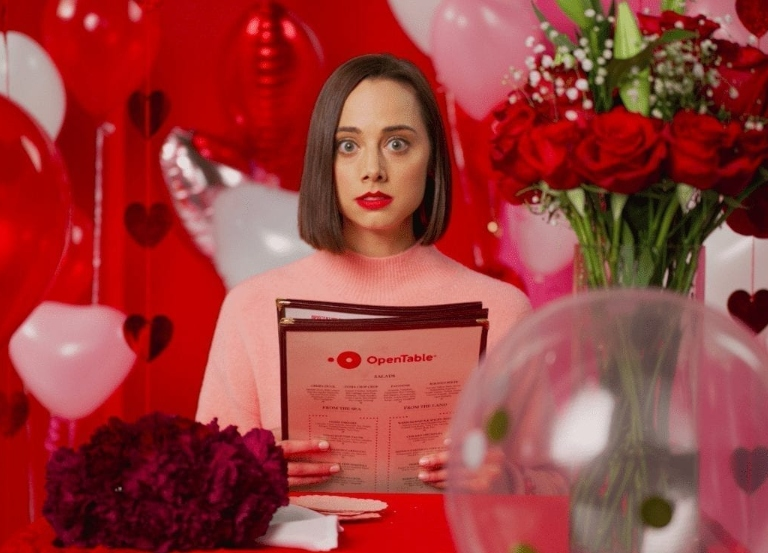 OpenTable PSAs remind us about Valentine's Day