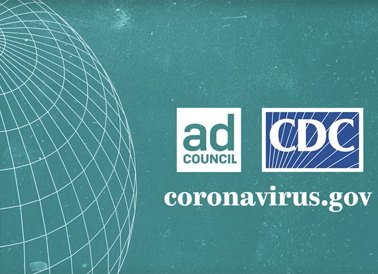 Ad Council creates PSA campaign for COVID-19