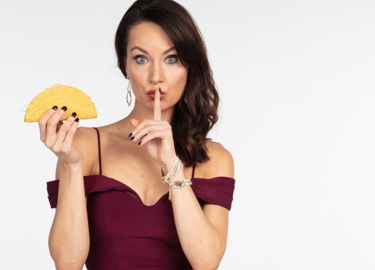 Jenny Milkowski, Media Queen, Taco Lover